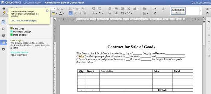 Use free App DOCstar document editor online - RedcoolMedia