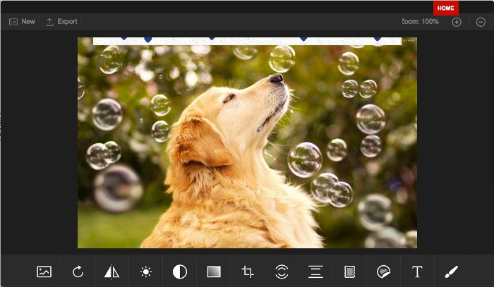 PhotoStudio photo editor for images & graphics
